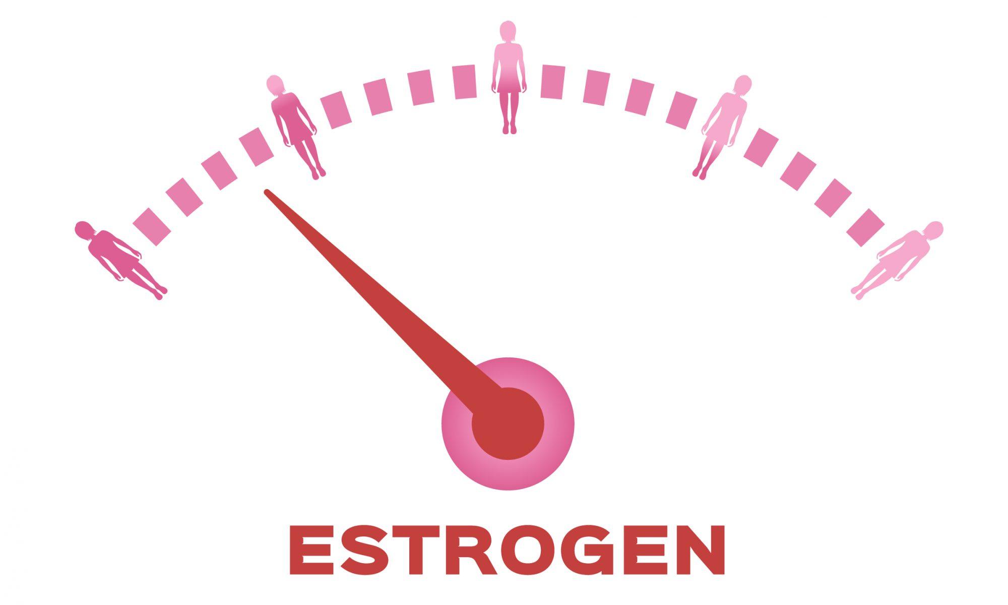 low estrogen in women