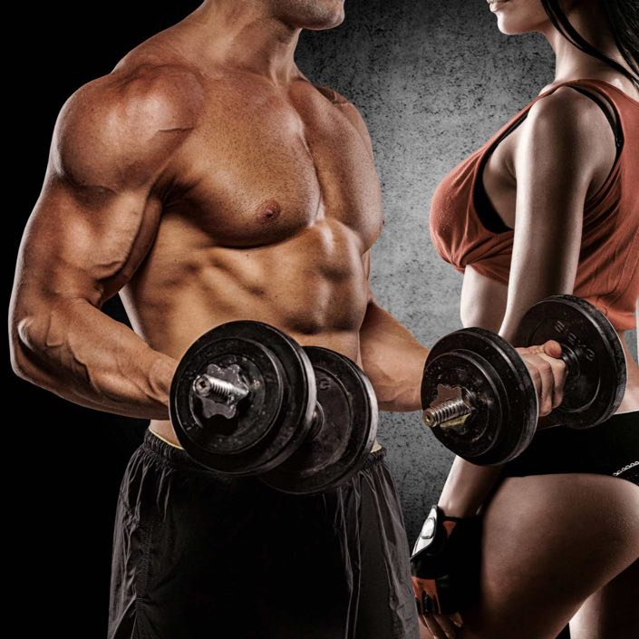 row-2-man-doing-curls-with-fit-woman